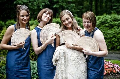 Druhny na ślubie - ubiór i obowiązki
