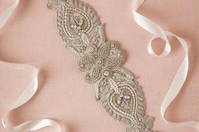 Brautmode 2015: Vintage-Inspirationen aus den 20er Jahren für Ihre Hochzeit