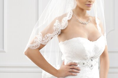 Traumhafte Braut-Accessoires 2013/2014 von Bianco Evento
