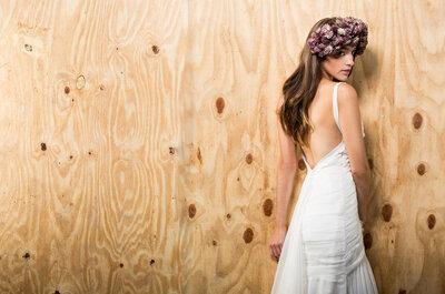 Die romantische Brautmoden-Kollektion 2013 von Anne Wolf
