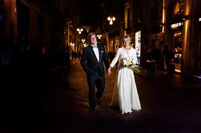 Nuestra boda, una fiesta: el gran día de Elena y Llorenç