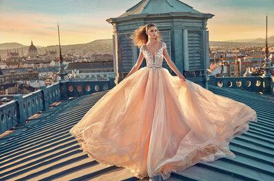Brautkleider von Galia Lahav: das Trendlabel eröffnet ersten Flagship Store Europas in Hamburg!