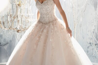 Mori Lee 2014 Bridal Collection