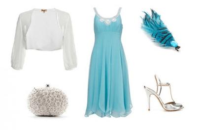 Feestjurken voor de bruiloft: de trends van 2013