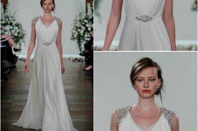 El vestido de la semana: Jenny Packham 2013