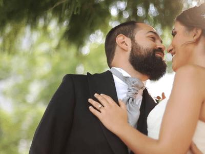 Un beso que nos una para siempre: La boda de Ale y Fonz