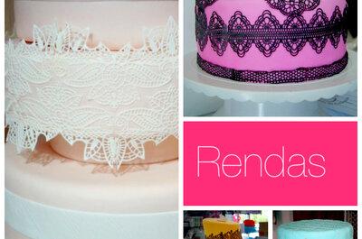 Joias para seu bolo de casamento e outras dicas