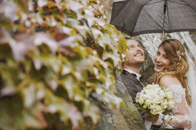 Le mariage nature de Laura et Brice dans un joli domaine près de Lyon
