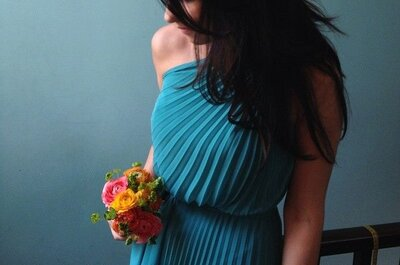 Tendências 2014: os mais incríveis vestidos para damas de honra