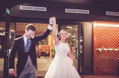 Cómo elegir la música para tu fiesta de matrimonio. ¡Consejos y canciones!
