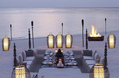 Свадьба на пляже: Мексика, Греция, Тайланд и другие популярные направления для свадебной церемонии на берегу моря