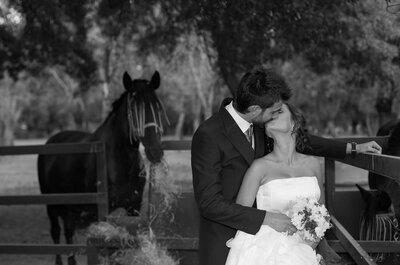 Consigue un reportaje de boda que convierta tu gran día en arte visual