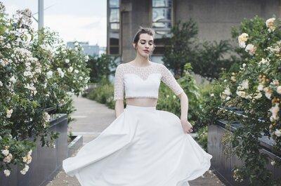 Les créateurs de robes de mariée à Paris les plus en vogue