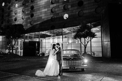 Casamento Caroline e Hélio: todo charme de Nova Iorque em São Paulo