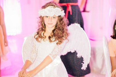 Как развлечь детей на вашей свадьбе: 6 оригинальных и забавных идей!