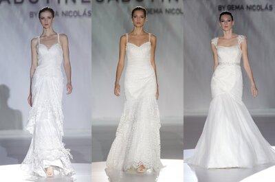 Os vestidos cheios de luz e movimento de Cabotine 2015