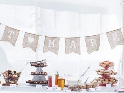 Un mariage en petit comité? Dix idées originales de menus adaptés