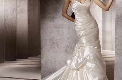 Luxuriöse Eleganz – die Ball Gowns Kollektion 2012 von Pronovias