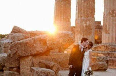 TOP4 hotel per matrimoni in Sicilia: sposarsi nel mito, nell'arte, nella cultura