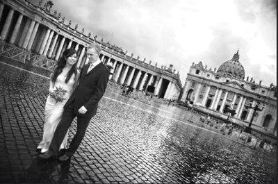 Ja-Sagen in Rom! Traumhaft schöne Hochzeits-Inspirationen