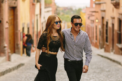 Una sesión casual con mucho estilo en San Miguel de Allende: Conoce más de este pueblo mágico