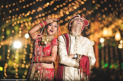 How to be a rocking bride at your wedding!