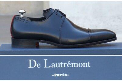 De Lautrémont : des chaussures élégantes et sur-mesure pour ces messieurs !