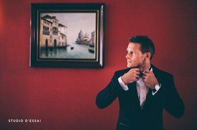 Ti sveliamo 5 ottime ragioni per sposare un uomo italiano
