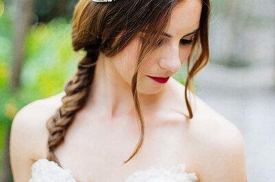 Haarschmuck für die Braut - Romantisch und Vintage