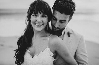 El todo eres TÚ: La boda de Crista y Patrice