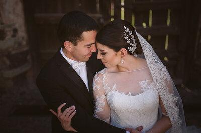 Contigo empezaré mi caminata favorita: La boda de Lorena y Eduardo