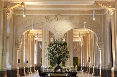 Puro Luxo: 9 locais impecáveis para casar em São Paulo