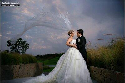 Los 10 mejores fotógrafos de boda en México DF: Tu día para siempre
