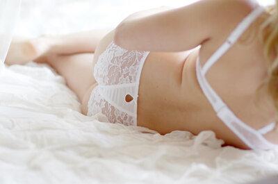 Encaje y brillo: las novedades en lencerías