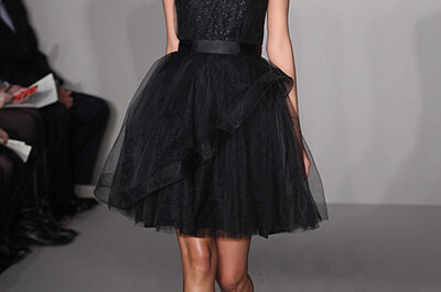 Modern & Sophisticated Bridesmaid Dresses for Fall 2012