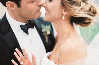 ¿Cómo organizar la boda más romántica de todos los tiempos? ¡Tips infalibles!