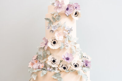 London's Best Wedding Cake Designers!