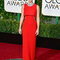 Jennifer Lawrence con un diseño de Dior.