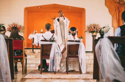 ¿Qué documentos necesitas para un matrimonio católico?