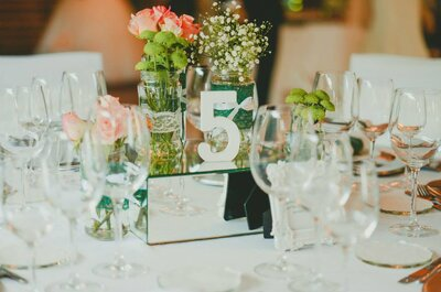 A mesa perfeita para 2016: decorações de cortar a respiração!