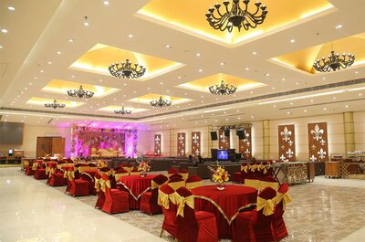 Best Wedding Banquet Halls in Delhi