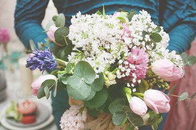 Eucalipto: 10 ideas para decorar tu boda con la planta de moda