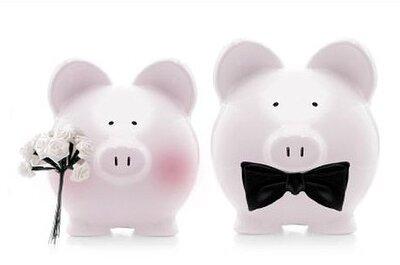 Poupar no casamento: Gastar pouco = gastar bem