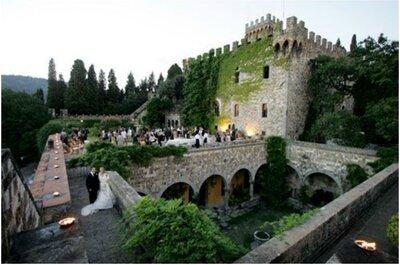 Castelli per matrimoni a Firenze: non 1 sogno, ma 8 incantevoli realtà