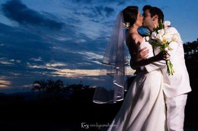 Cómo armar tu álbum de bodas: 6 claves para que sea impresionante