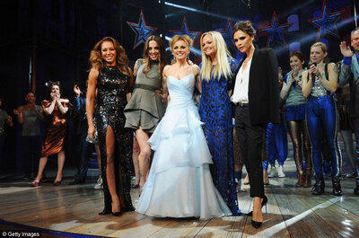 Another Spice Girl Says Goodbye to Singleness