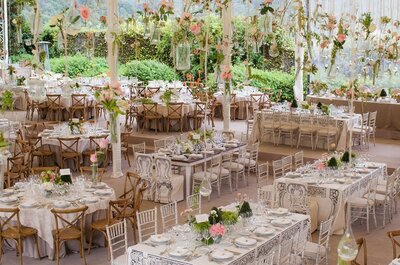 Las 15 mejores florerías para bodas en México DF: Color, naturaleza y un entorno sin igual