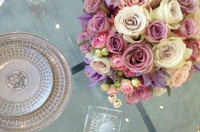 Top 10 de los mejores ramos de flores vistos en Pinterest