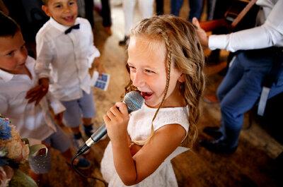 Kinderen op de bruiloft? Hier een aantal handige tips voor een speciaal kinder menu!