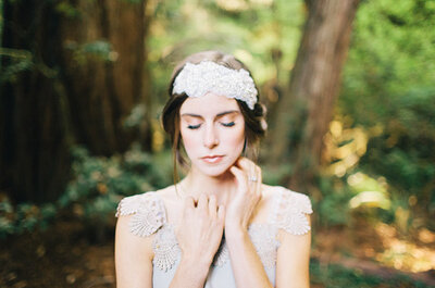 #MartesDeBodas: Todo lo que debes saber sobre el maquillaje de novia